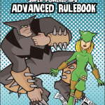 Save The Day Advanced Rulebook released for Save the Day Super Powered RPG