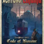 Achtung! Cthulhu - Zero Point - Code of Honour Available from Modiphius