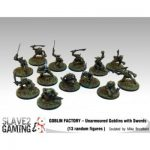 Goblin Factory Releases New 28mm Goblin Minis