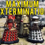 Warlord Games Release 2 New Iconic Daleks and Genesis Ark Ship Minis