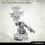 New Orc Banner Bearer Available from Kromlech