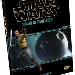 Fantasy Flight Games Announces Dawn of the Rebellion Sourcebook for Star Wars RPG's