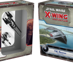 FFG Announces X-Wing Wave XIV