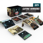 Gothic Horrors terrifies Kickstarter on March 27th