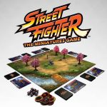 Street Fighter: The Miniatures Game Launches on Kickstarter Today!