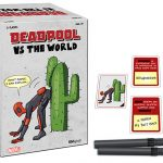 Deadpool Vs The World Announced by USAOpoly