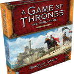 Sands of Dorne Expansion for A Game of Thrones TCG Available Now