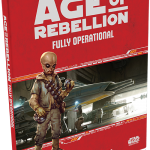 Fully Operational, a new Engineer Sourcebook for Age of Rebellion Available Now