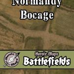 Normandy Bocage Battle Map Released by Heroic Maps