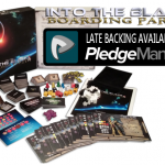 Late Pledges Open for Into the Black: Boarding Party