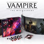 White Wolf Launch Vampire: The Masquerade 5th Edition