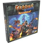 Save the Galaxy (or get rich trying!) in Clank! In! Space! Apocalypse!