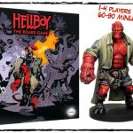 Hellboy: The Board Game on Kickstarter from Mantic Games