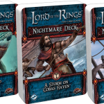 Three Nightmare Decks for The Lord of the Rings: The Card Game Are Now Available