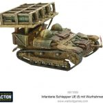New Infanterie Schlepper UE (f) Available from Warlord Games for Bolt Action