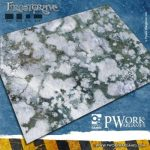 Official Frostgrave Gaming Mat Available from PWork Wargames