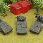 New 15mm Polish Half-tracks Released by Brigade Models