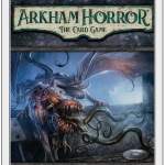 The Labyrinths of Lunacy Available Now for Arkham Horror TCG