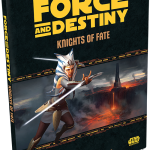 Knights of Fate Warrior Sourcebook Available Now for Force and Destiny