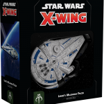 Lando's Millennium Falcon Comes to X-Wing 2nd Edition