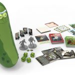 Cryptozoic and Cartoon Network Enterprises Announce Release of Rick and Morty: The Pickle Rick Game