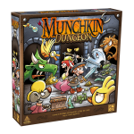 CMON Announces Munchkin Dungeon