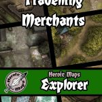 Explorer: Travelling Merchants Available from Heroic Maps