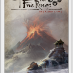 The Fires Within for Legend of the Five Rings TCG Available Now!