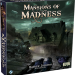 Horrific Journeys Expansion for Mansions of Madness Announced