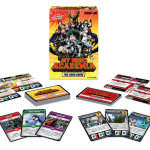 Shinobi7 Announces My Hero Academia Card Game