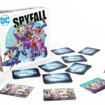 Cryptozoic Announces DC Spy Fall Board Game