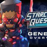 CMON Announce Starcadia Quest