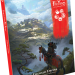 Emerald Empire Sourcebook Available for Legend of the Five Rings RPG