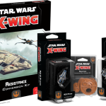 Fantasy Flight Announces Four Resistance Expansions of Wave II for X-Wing Second Edition