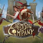 Crimson Company Card Game Available Now