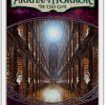 The City of Archives Released for Arkham Horror TCG