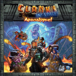 Clank! In! Space! Apocalypse! Available in Stores Now.