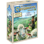 Z-Man Games Announces Carcassonne Expansion 9: Hills and Sheep