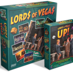 Z-Man Games Takes Over Lords of Vegas Line