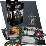 Boba Fett Operative Expansion Available Now for Star Wars: Legion