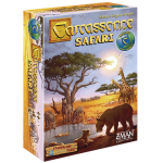 Carcassonne: Safari Available To Preorder From Z-Man Games