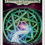 Shattered Aeons Mythos Pack Available for Arkham Horror TCG