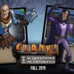 Clank! Legacy: Acquisitions Incorporated to Release in Fall of 2019