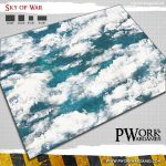 Sky of War Battle Mat Available Now from PWork Wargames