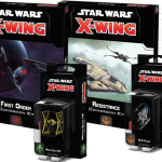 The Resistance and the First Order Arrive in X-Wing