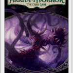 For The Greater Good Mythos Pack Available Now for Arkham Horror TCG