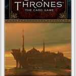 Enter the City of Secrets in A Game of Thrones TCG