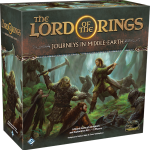 The Lord of the Rings: Journeys in Middle-earth, A New Board Game of Adventure and Heroism from Fantasy Flight Games