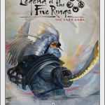 Join the Crane Clan with Masters of the Court for L5R TCG