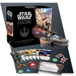 Announcing the X-34 Landspeeder Unit Expansion for Star Wars: Legion